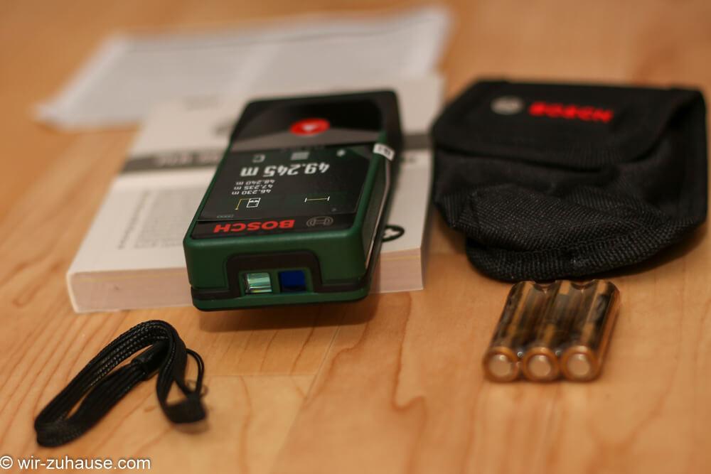 Bosch laser entfernungsmesser neigungssensor digitaler laser