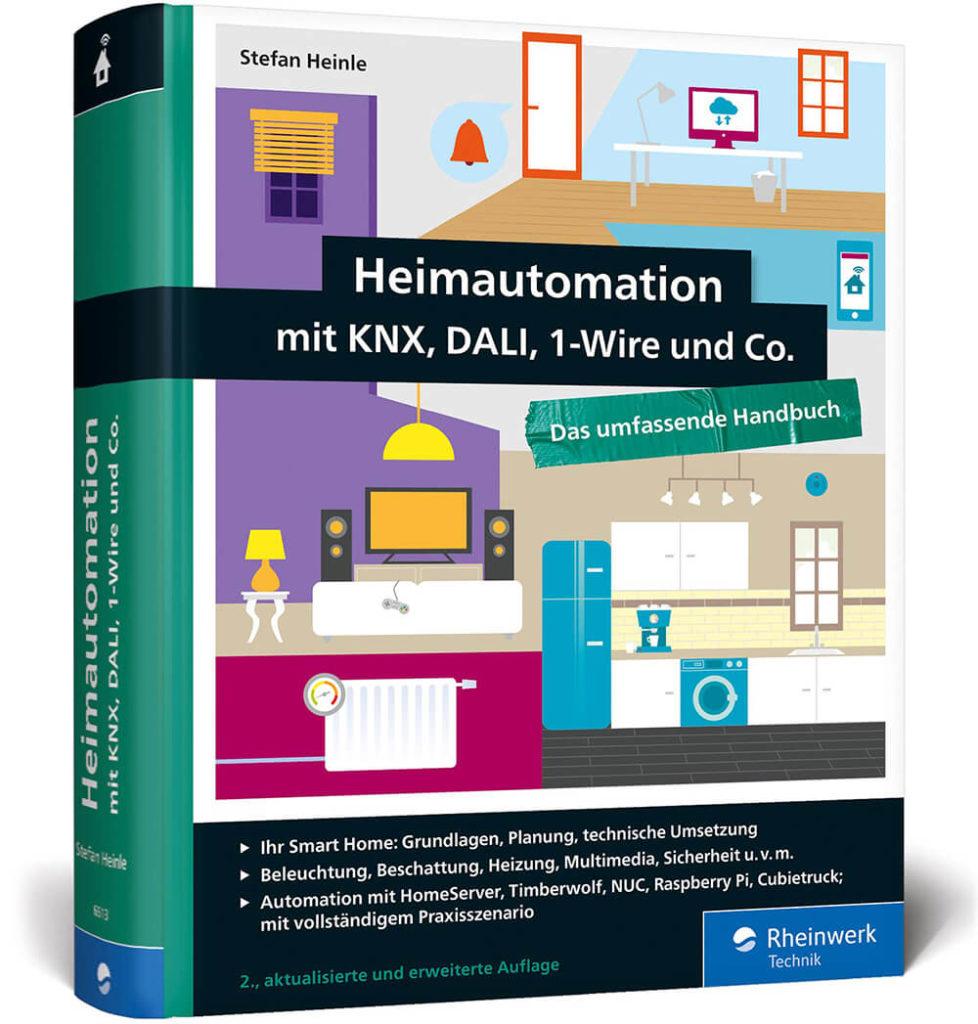 Heimautomation mit KNX, DALI, 1-Wire und Co