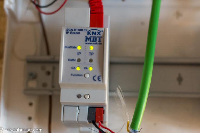 KNX IP-Router MDT SCN-IP100.02