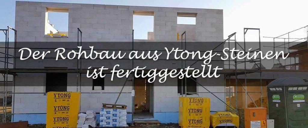 Mauerwerk Rohbau Ytong Teaser