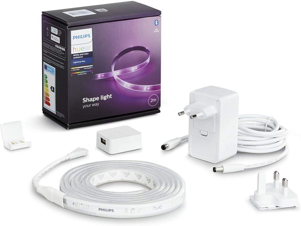 Philips Hue LED Stripes Amazon
