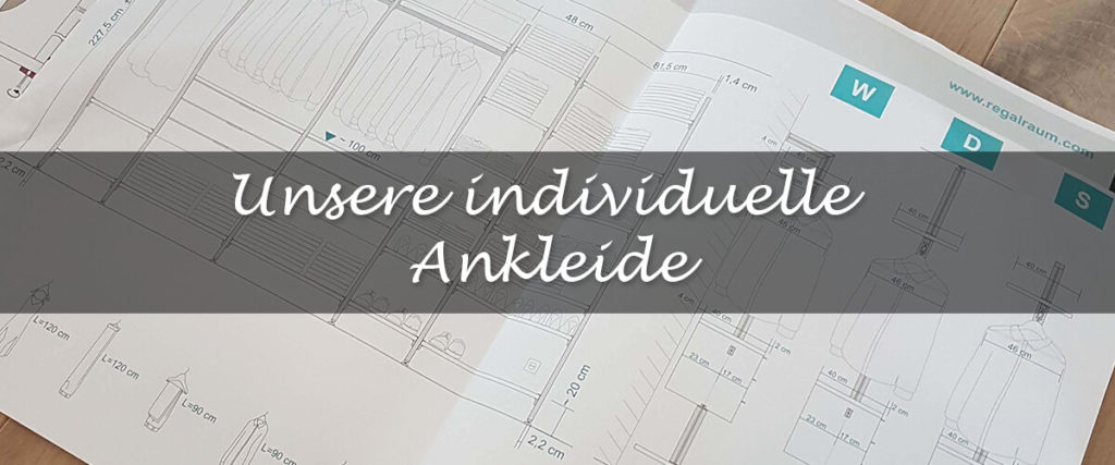 individuelle Ankleide