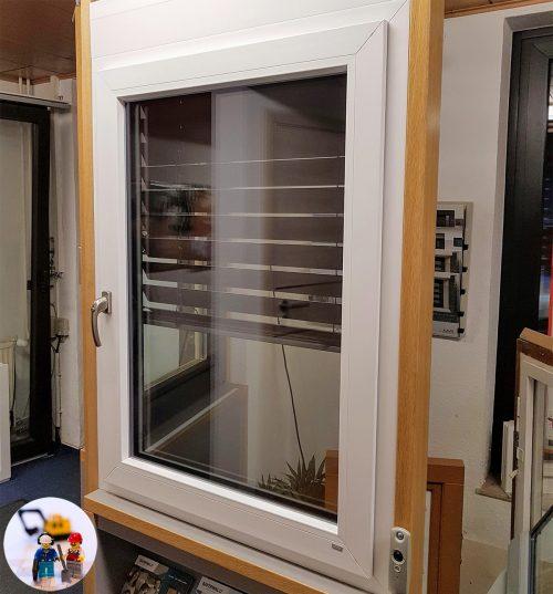 Bayerwald Fenster mit verdeckten Beschlägen ohne sichtbare Scharniere